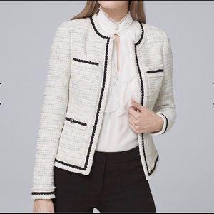 Sophisticated Tweed Jacket 🧥